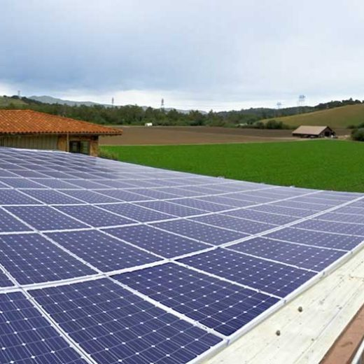 Commercial Solar Energy