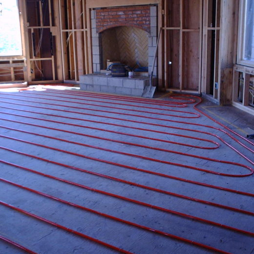 Radiant Heating & Cooling