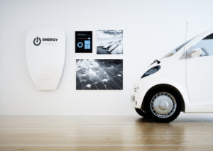 battery storage and EV chargers