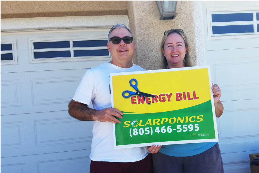 Cut your energy bill with Solarponics