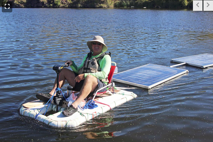 Solar Panels For Boats >> Watts Up With Solar Powered Boats Solarponics