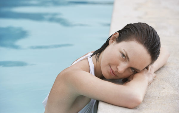 Swimming Pool Salt-Water Chlorinator