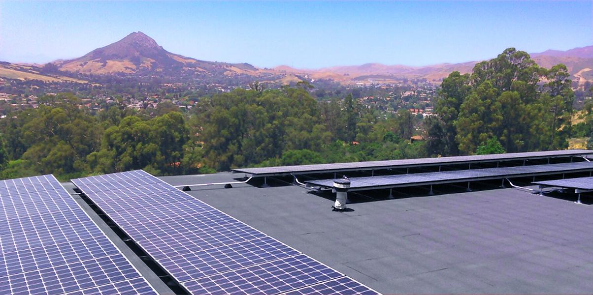 Solar energy, San Luis Obispo