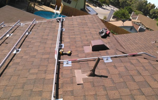 Re-Roofing and Solar