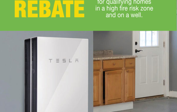 Wildfire Battery Rebate